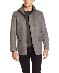 Kenneth Cole Reaction - Classic Barn Coat - Lyst