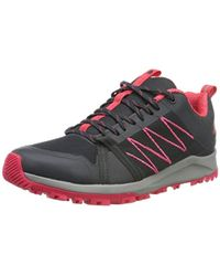 47606fcb9 The North Face Litewave Goretex Women's Walking Boots In Purple in ...