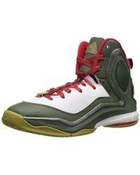 322cdca098bb4 Lyst - adidas D.rose 6 Basketball Boy's Gradeschool Shoes Size 5.5 ...