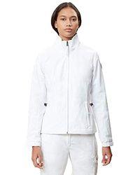 Napapijri - Shelter W Bright White Jacket - Lyst