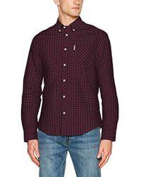 Ben Sherman - House Check Casual Shirt - Lyst