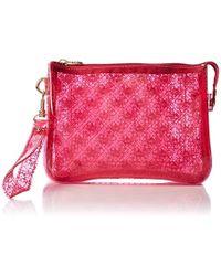 Guess -  s Molly Three Pouch Bag Organiser - Lyst 4d1581095948d