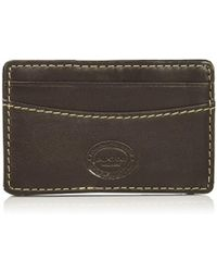 Buxton - Rfid Blocking I.d. Leather Magic Wallet - Lyst