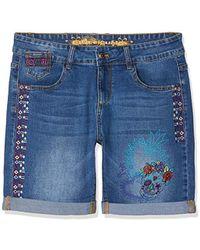 Desigual - Denim_catrina Jeans - Lyst