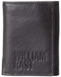 William Rast - Trifold Wallet - Lyst
