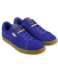 Lyst - PUMA G. Vilas Bait Sneakers Shoes in Blue for Men 75aecbaa4