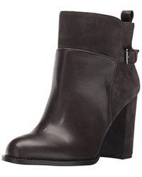 Nine West - Quinah Ankle Bootie - Lyst