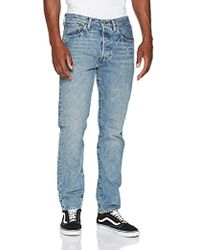 Levi's - 501 Tapered Fit Jeans - Lyst