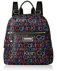 CALVIN KLEIN 205W39NYC - Belfast Key Item Nylon Backpack - Lyst