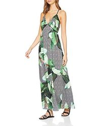 46589a36c Guess Abito Jeri Dress in Green - Lyst