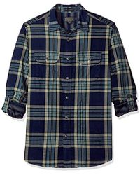 Pendleton - Long Sleeve Fitted Thomas Kay Doubleface Shirt - Lyst