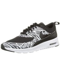 check out 0ecc5 5d554 Nike - Air Max Thea Print Running Shoes - Lyst