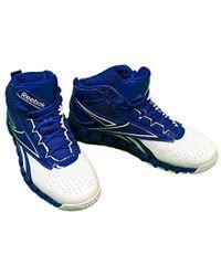 Reebok Zig Pro Future Basketball Shoe - Blue