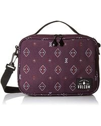 Volcom - Brown Bag Lunch Box - Lyst