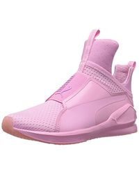 5a0434d0442 Lyst - PUMA Fierce Bright Women s Training Shoes in Pink