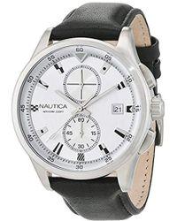 Nautica - Horloge NAD16556G - Lyst