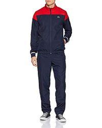 Lacoste - Herren Sportswear-Set - Lyst