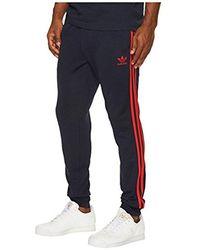 adidas Originals - Originals Superstar Cuffed Trackpant - Lyst