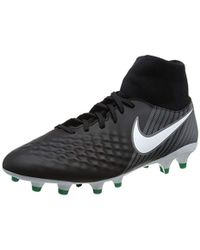 0e418c4be Nike Phantom 3 Academy Dynamic Fit Ag-pro Football Boots in Black ...
