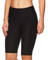 Reebok - Compression Running Shorts - Lyst