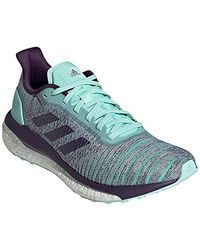 Solar Drive Running Shoes Clear Mintlegend Purpleactive Purple