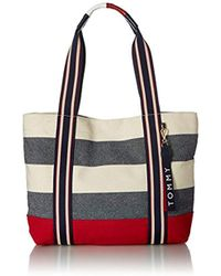 746792250fce0 Lyst - Tommy Hilfiger Bag For Canvas Item Tote in Blue