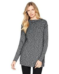 Michael Stars - Jasper Poorboy Long Sleeve Mock Neck Top - Lyst