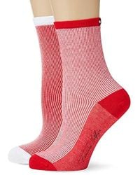 Tommy Hilfiger - Socks Pack Of 2 - Lyst