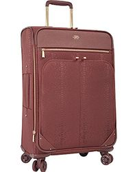 """Vince Camuto - Closeout! Ameliah 20"""" Softside Expandable Carry-on Spinner Suitcase - Lyst"""