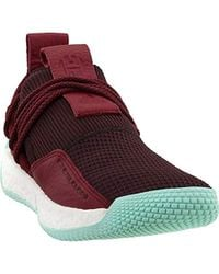 2198b2d9602 adidas James Harden B39501 Red in Red for Men - Lyst