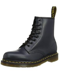 Dr. Martens - 1460 Smooth, Stivali Unisex – Adulto - Lyst