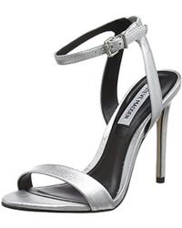 Steve Madden - Landen High Heel Sandal Ankle Strap - Lyst