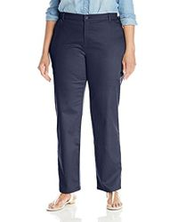 Lee Jeans - Plus Size Relaxed-fit All Day Pant - Lyst