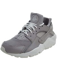 Air Huarache Se Running Shoes Atmosphere Grey 859429 008 Gray