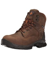 """Wolverine - Glacier Ice Insulated Waterproof 6"""" Comp Toe Work Boot - Lyst"""