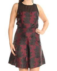 Kensie - Winter Roses Dress - Lyst