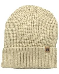 Sperry Top-Sider - Waffle Knit Watchcap - Lyst