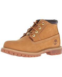 Timberland Nellie Double Waterproof, Zapatillas Chukka para Mujer - Marrón