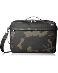 Jack Spade - Camo Waxwear Convertible Briefpack - Lyst