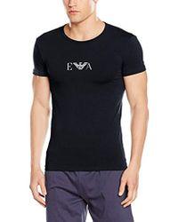 Emporio Armani - Herren T-Shirt - Lyst
