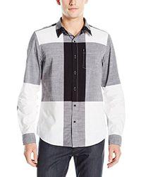 Guess - Sequoia Plaid Shirt - Lyst