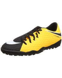 separation shoes fb597 c8ef7 Nike - Hypervenomx Phelon Iii Tf Footbal Shoes - Lyst