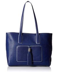 MILLY - Astor Large Tote - Lyst