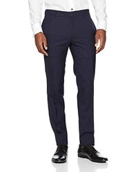 Filippa K - M. Liam Cool Wool Slacks Suit Trousers - Lyst