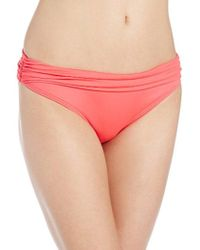 Kenneth Cole Reaction - Sash Hipster Bottom - Lyst