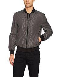 Calvin Klein - Jeans Logo Bomber Jacket - Lyst