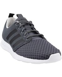 lyst adidas fc swift racer scarpe da ginnastica in blu per gli uomini.
