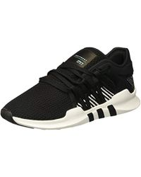 outlet store 9fa4b c6e65 adidas Originals Eqt Racing Advance Trainer in Black - Lyst