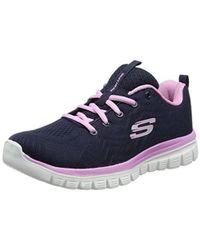 Skechers - Graceful-get Connected Sneaker - Lyst