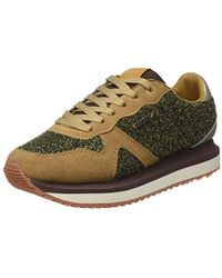 Pepe Jeans - Zion Lux Low-top Trainers - Lyst